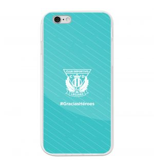 Funda Celeste #GraciasHéroes