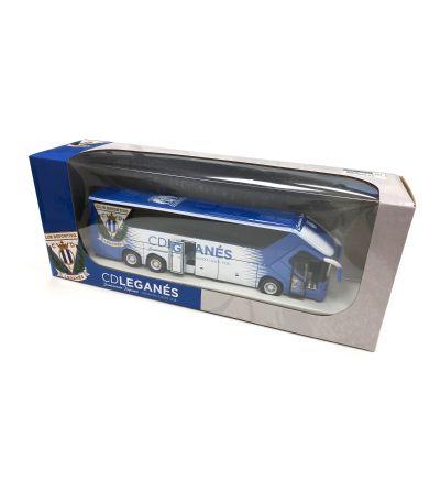 Autobús del C.D. Leganés - Réplica a escala