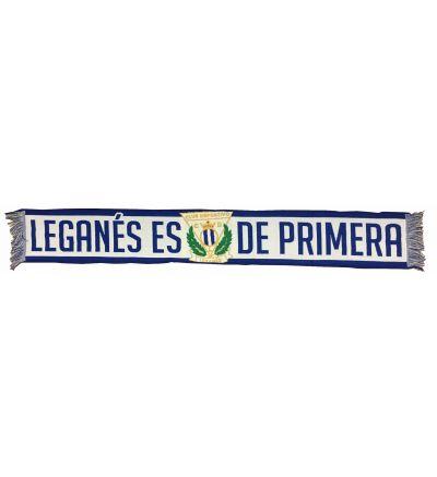 Bufanda 'Leganés es de Primera'