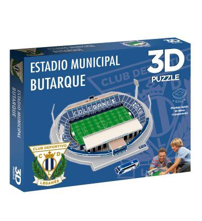Puzzle 3D Butarque