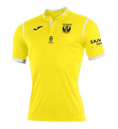 Camiseta Portero Amarilla 2017/18
