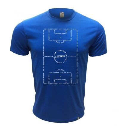 Camiseta CDL Algodón Butarque
