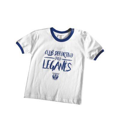 Camiseta Casual Bebé CD Leganés