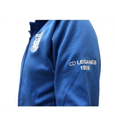 Chaqueta C.D. Leganés Azul