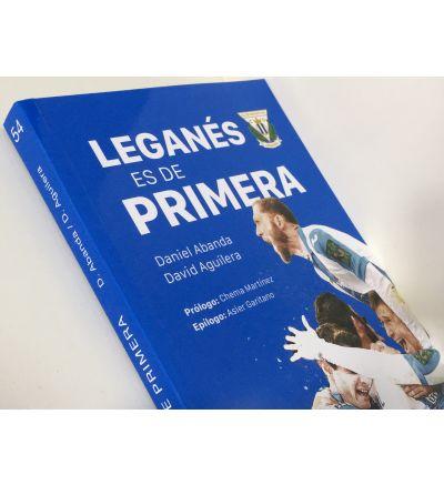 Libro 'Leganés es de Primera'