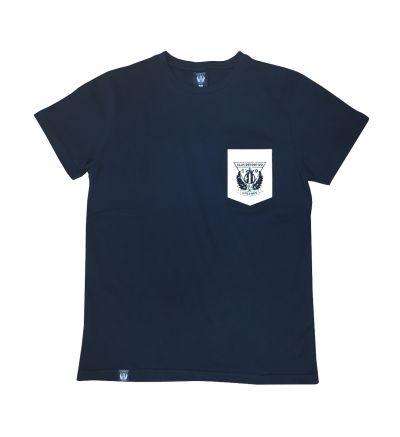 Camiseta Marino Escudo CDLeganés