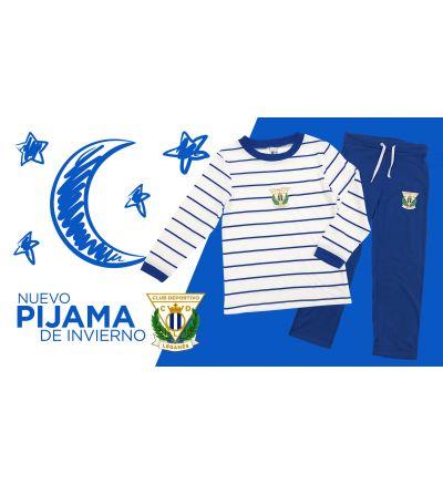 Pijama Invierno C.D. Leganés