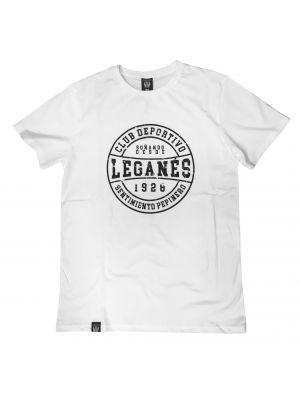 Camiseta Blanca Lemas CDLeganés